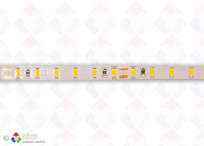 Led strip  : 75 led par meter SMD5730/5730-75-WW-20-24V by Voltron Lighting Group