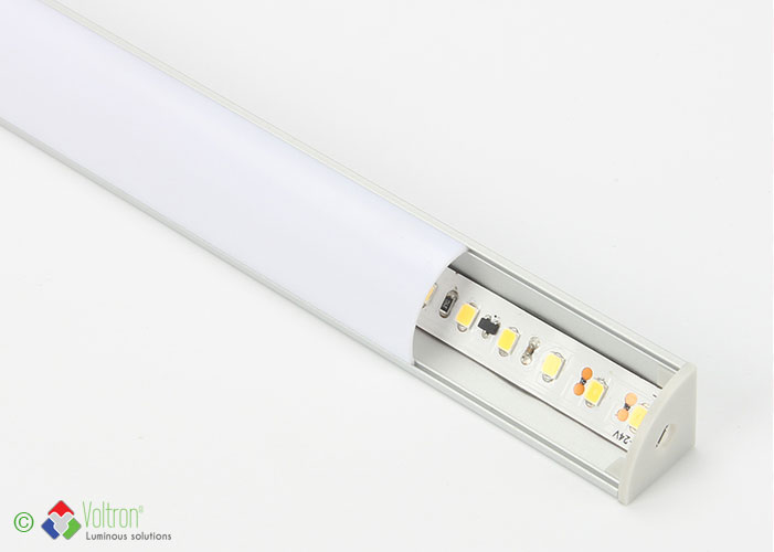 Led aluminum profiles/PF-45-MI-V2 by Voltron Lighting Group