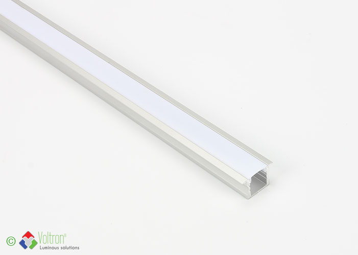 Led aluminum profiles/PF-15-BOORD-MI by Voltron Lighting Group